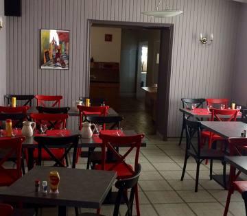 restaurant lege
